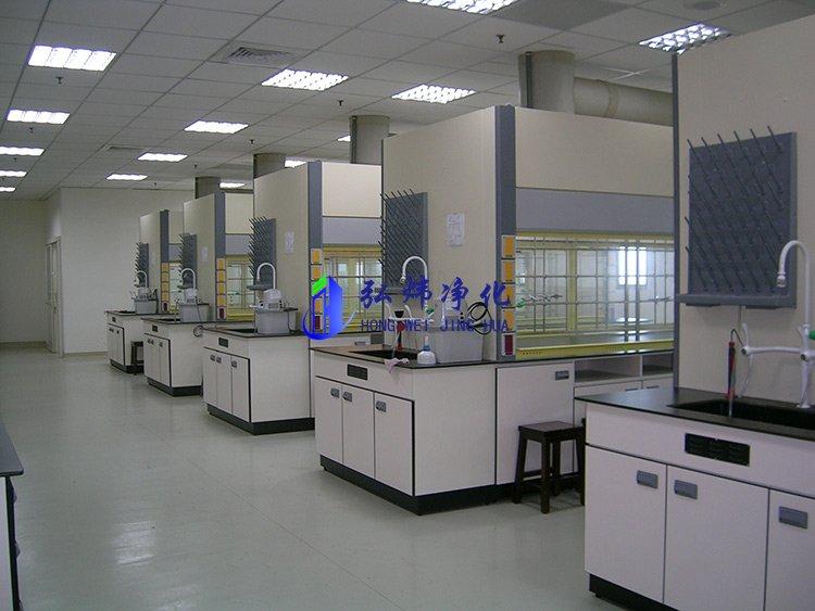 洁净实验室工程装修