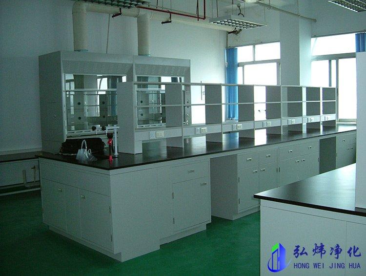 微生物实验室装修(百级洁净室装修)
