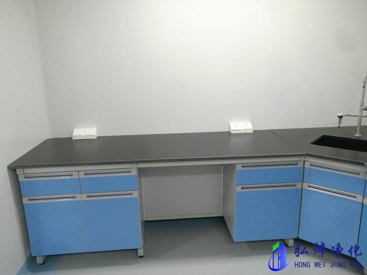 生物医疗实验室装修设计