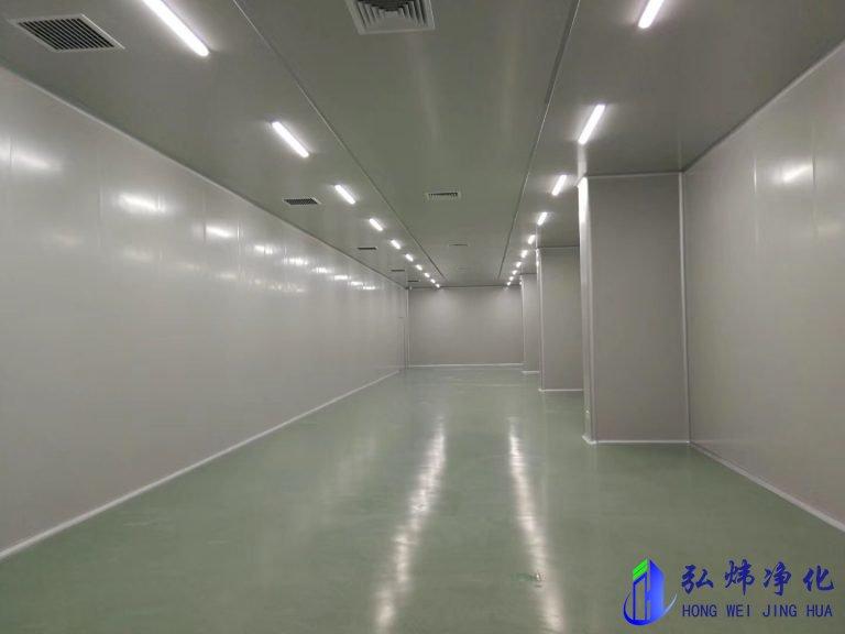 东莞食品厂无尘车间装修