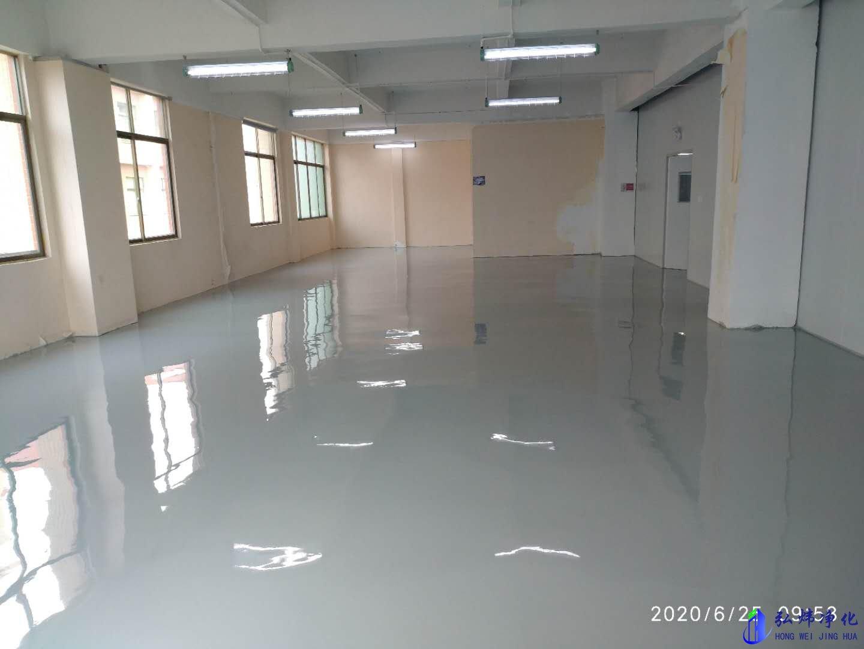 广州电子厂洁净车间工程