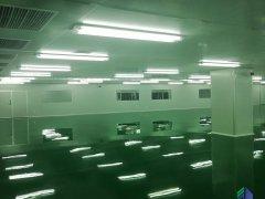 广东智纳科技有限公司净化工程顺利完工
